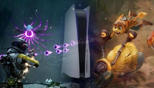 Returnal & Ratchet y Clank: Rift Apart son el One-Two Punch de PS5