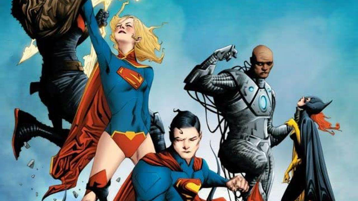 Nuevo en DC Universe Infinite (mayo de 2021): todos los cómics llegan este mes