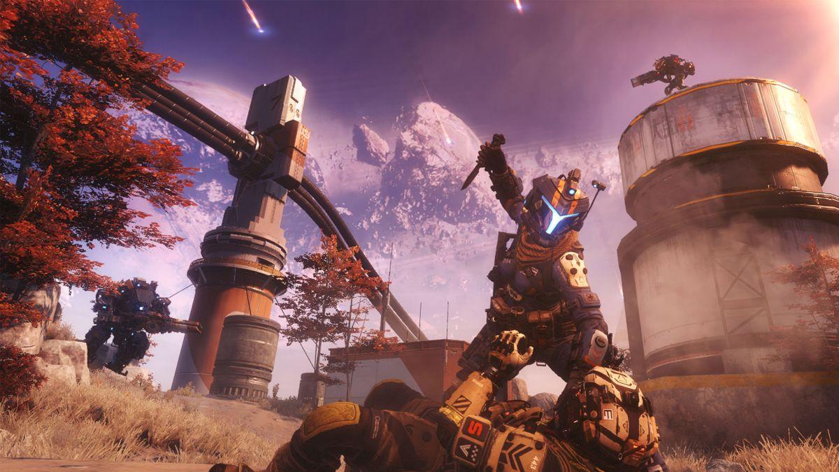 La promoción de fin de semana gratuita de Titanfall 2 está alcanzando un pico en los jugadores