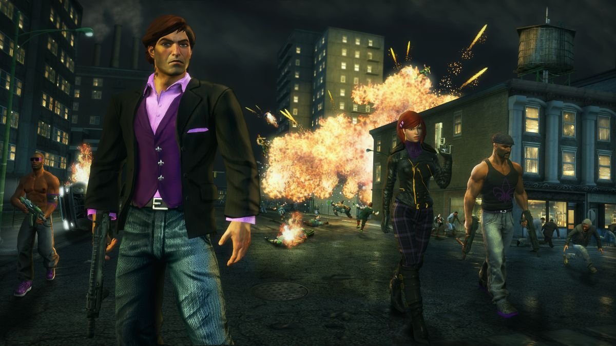 Sí, Saints Row: The Third Remastered llegará a Steam