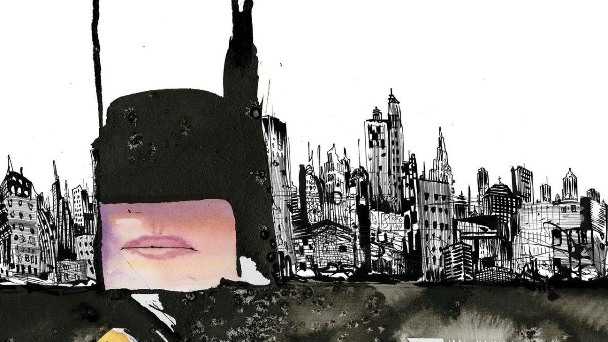 Batman se une a la estrella del arte David Choe