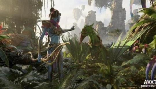 Avatar: Frontiers of Pandora para PS5, Xbox Series X | S y PC muestra el maravilloso mundo en las primeras pantallas