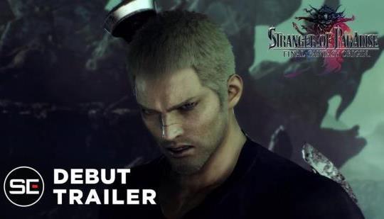 Extraño del paraíso Final Fantasy Origin    Tráiler del avance del anuncio