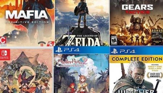 Amazon recorta hasta un 83% de descuento en juegos selectos de aventuras, juegos de rol y disparos