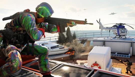 COD Warzone Primer juego compatible con versiones anteriores de PS4 para admitir 120 fps en PS5, aquí se explica cómo habilitarlo