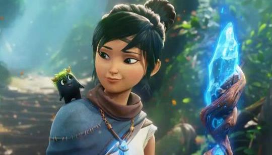 Kena Bridge of Spirits recibe 8 minutos de juego completamente nuevo