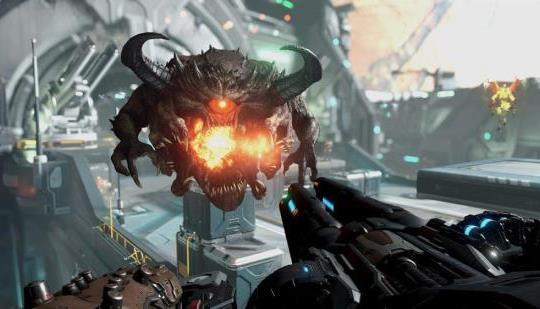 La actualización de próxima generación de Doom Eternal está arruinando a los jugadores de PS5
