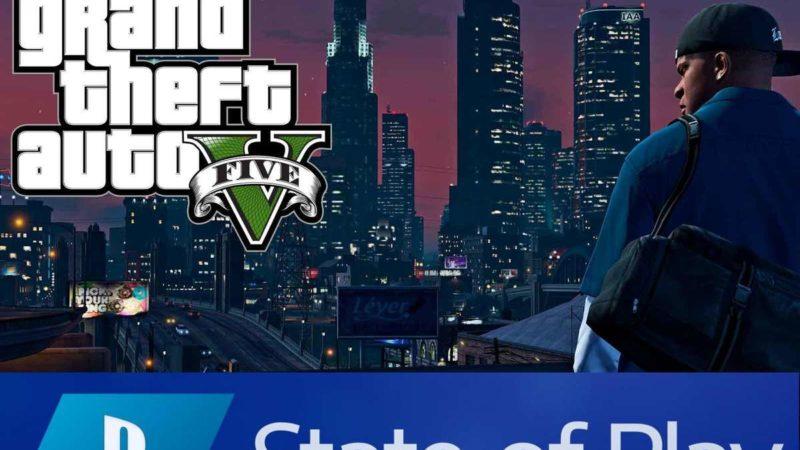 GTA 5: evento de PlayStation filtrado – Se mostrará la versión de PS5