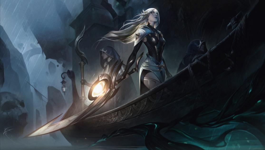 Aquí están los nuevos aspectos Ruined y Sentinel para League of Legends – LoL News