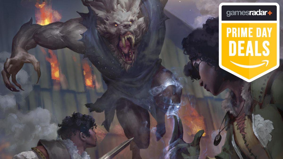 Prime Day Dungeons and Dragons-Angebote – Sparen Sie 50% oder mehr, bevor der D&D-Sale endet