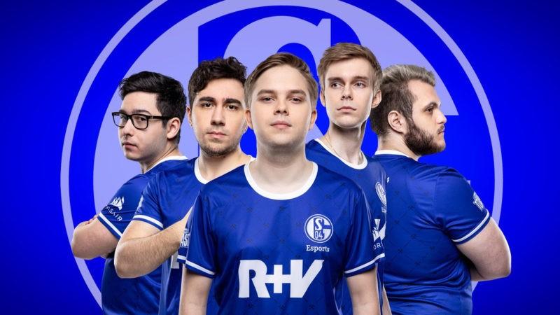 Schalke 04 Esports actualmente en conversaciones para vender la LEC – LoL News spot
