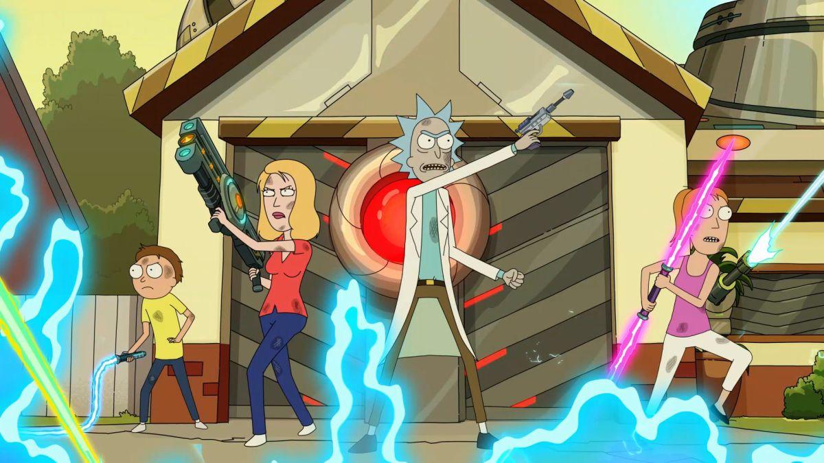 Rick and Morty Season 5 parece confirmar una de las principales teorías de los fanáticos del programa