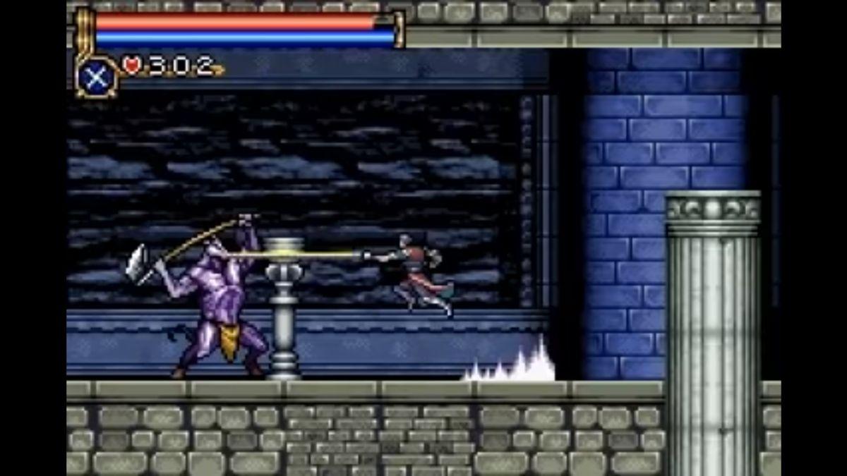Castlevania Advance Collection ha sido calificado, lo que sugiere que los puertos de los juegos de GBA están muriendo