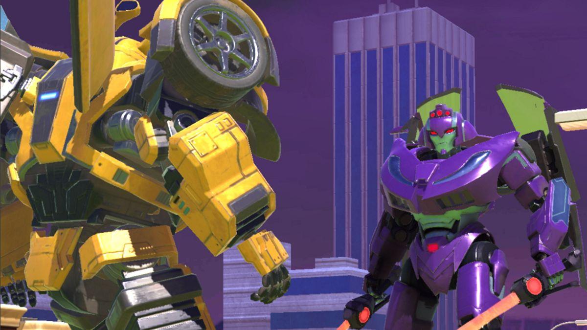 Transformers: Heavy Metal es un nuevo juego para móviles basado en la tecnología Pokemon Go