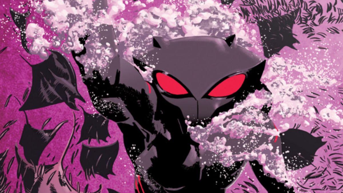 Black Manta obtiene su propia serie DC de los creadores de Bitter Root & Bitch Planet