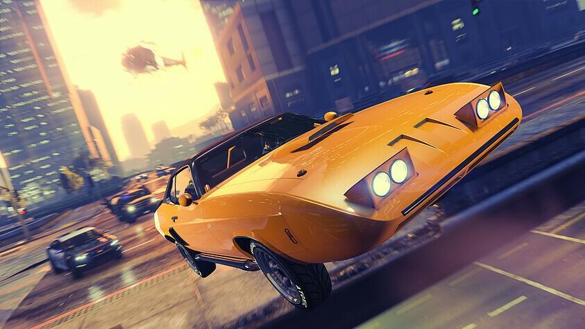 El servicio en línea de GTA Online se retirará en Xbox 360 y PS3