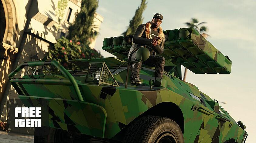 Nuevo en GTA Online esta semana