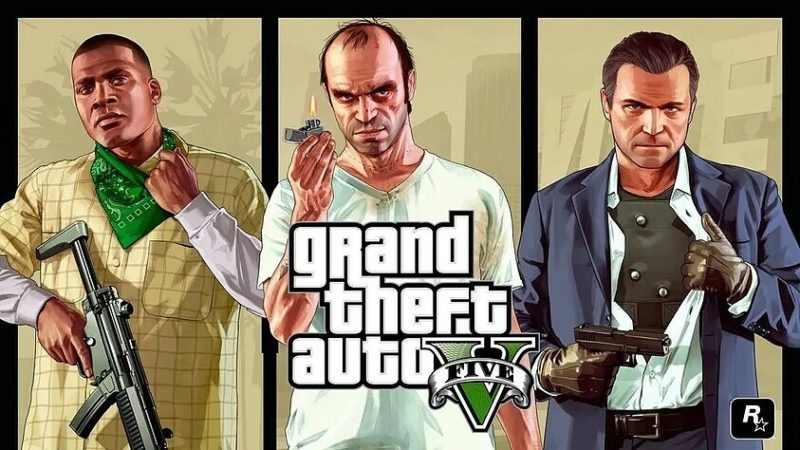 Grand Theft Auto 5 y GTA Online para Xbox Series X / S y PS5