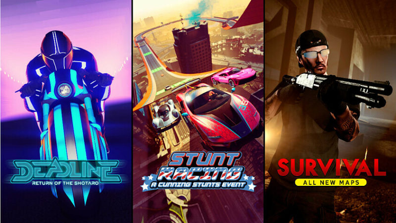 Se anuncian las actualizaciones de GTA Online y Red Dead Online