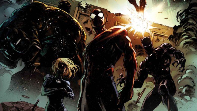 """Marvel's Dark Ages pregunta: """"¿Qué pasa si los superhéroes pierden?"""""""