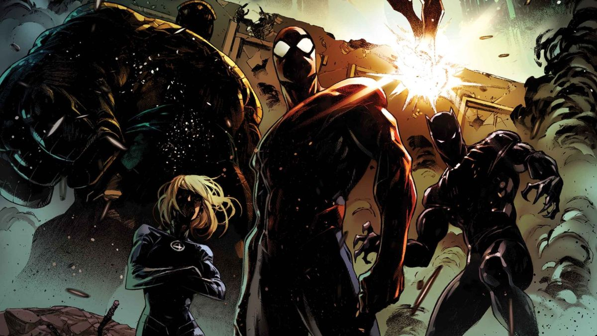 Marvel's Dark Ages pregunta: «¿Qué pasa si los superhéroes pierden?»