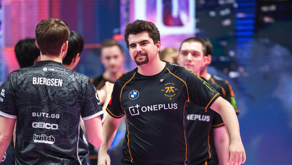 Bwipo confirma que no extenderá su contrato con Fnatic