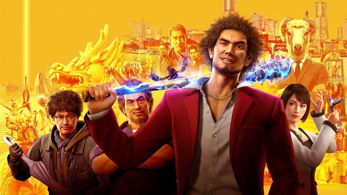Yakuza: Like A Dragon podría ser el próximo gran juego en Xbox Game Pass