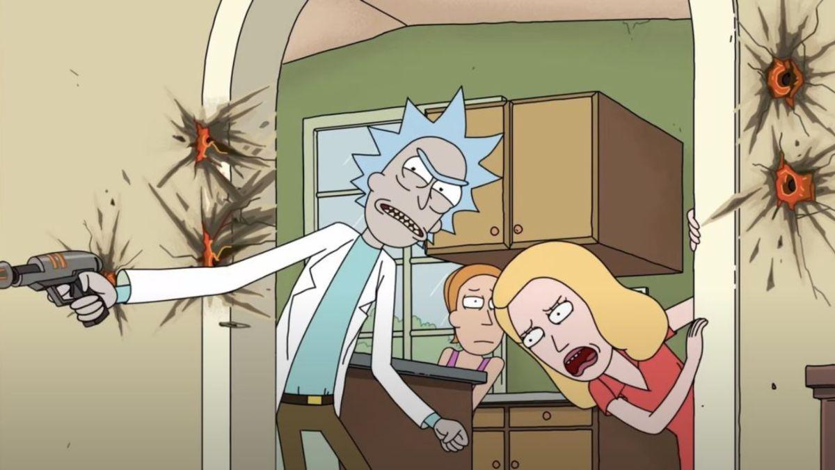 El estreno de la quinta temporada de Rick y Morty cambia por completo a uno de los personajes secundarios de la serie