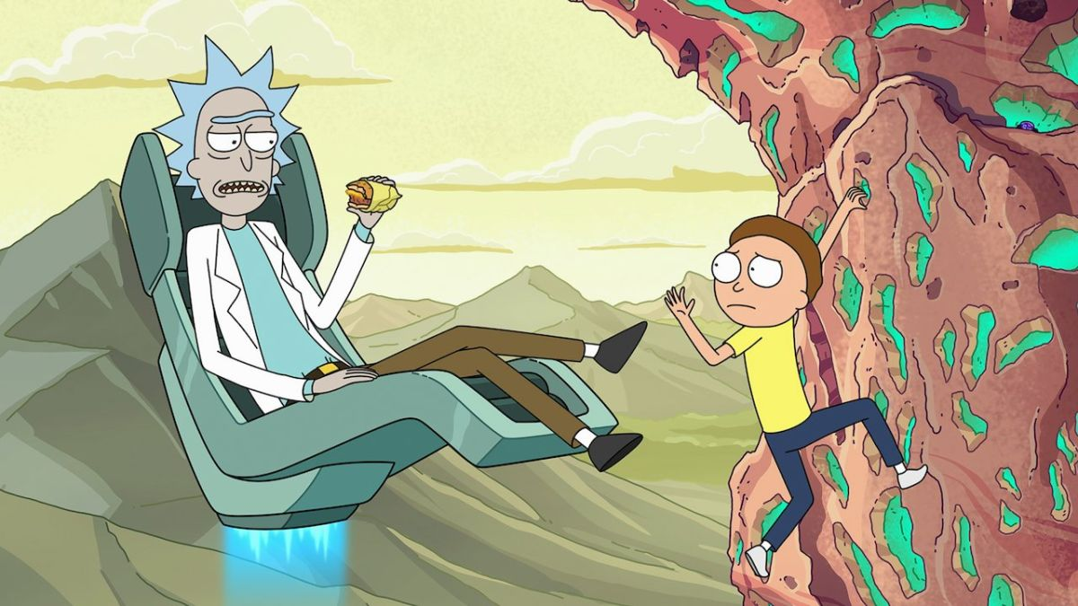 Aqui Se Explica Como Ver La Temporada 5 De Rick And Morty Gratis Y Desde Cualquier