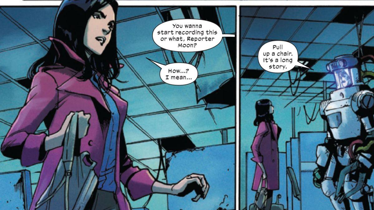 Silk # 4 revela toda la verdad sobre la conexión de Silvermanes y Saya Ishii