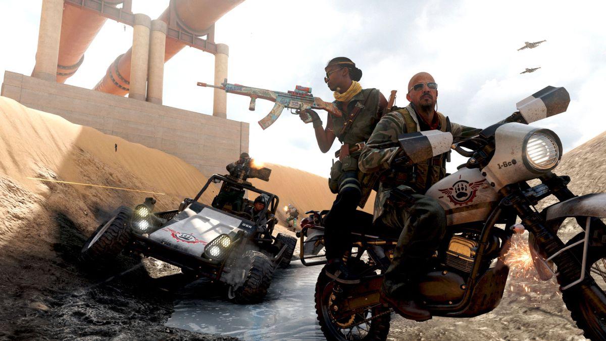 Call of Duty: Black Ops Cold War Patch Notes trae eventos, mapas y más de la temporada 4