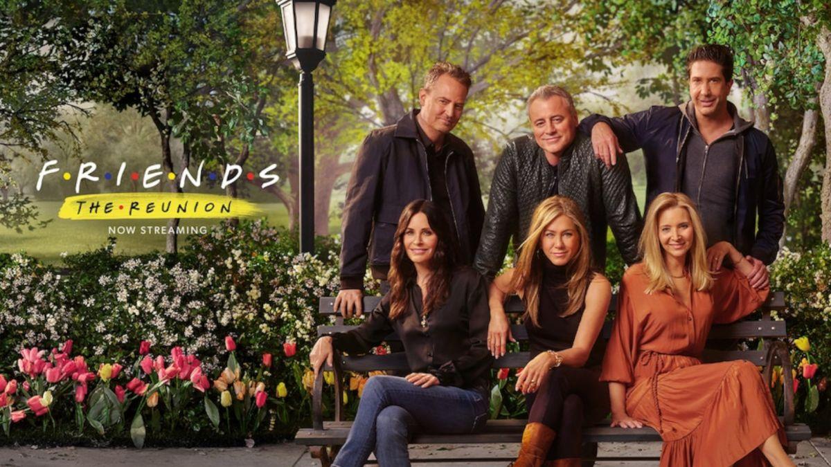 Ahora puedes ver Friends Reunion en línea; puedes transmitir el especial aquí