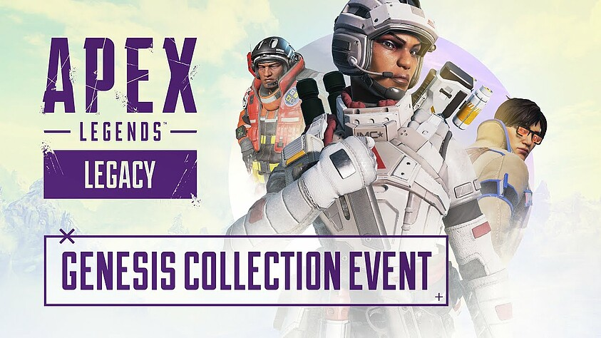 Anunciado el evento de recolección de Apex Legends Genesis