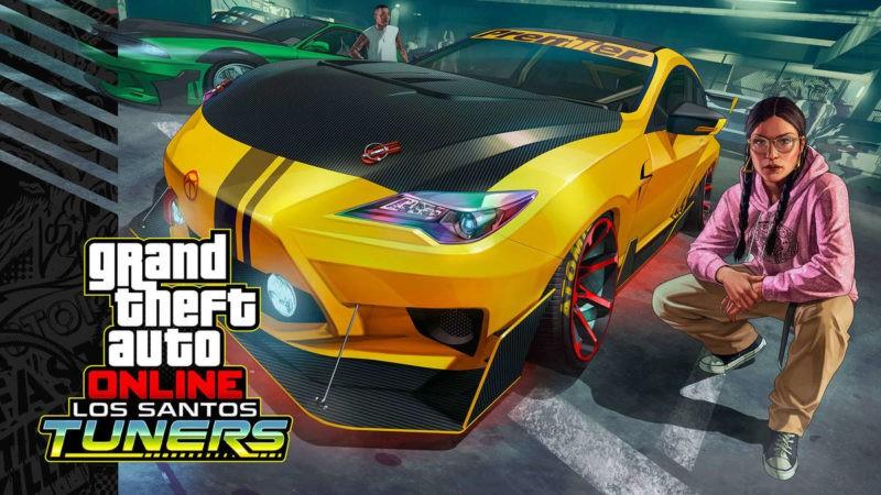 GTA Online: Los Santos Tuner: todos los autos nuevos y notas de parche para la actualización
