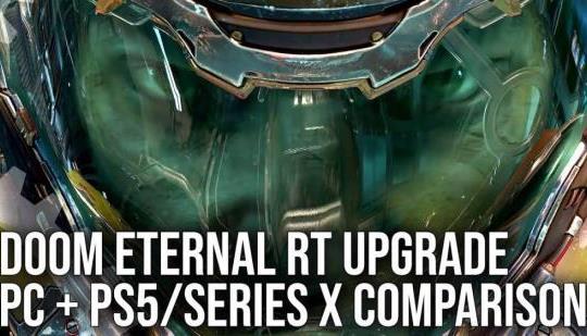 Análisis de actualización de Doom Eternal Ray Tracing: mejores configuraciones de PC + comparaciones de la serie X de PS5 / Xbox