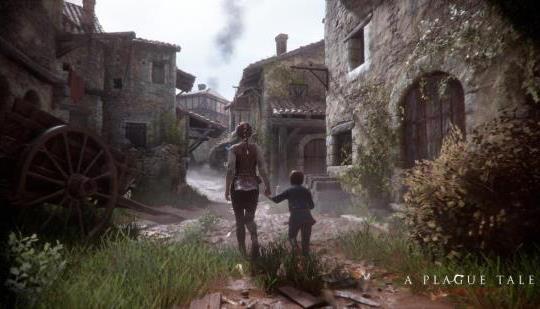 La actualización de A Plague Tale Innocence para PS5 y XSX se ejecuta a 1440p y 60 FPS