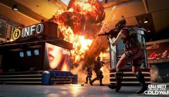 Se han encontrado paquetes de alta resolución de Black Ops Cold War para PS5