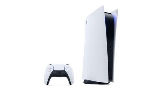 Nueva revisión del modelo de la próxima edición digital de PS5, pesa 300 gramos menos