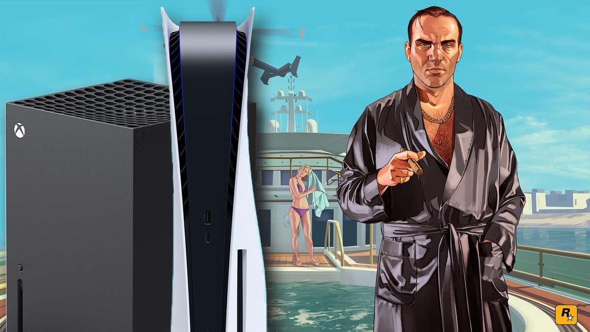 GTA 5: Edición lanzada y ampliada en PS5 y Xbox Series X