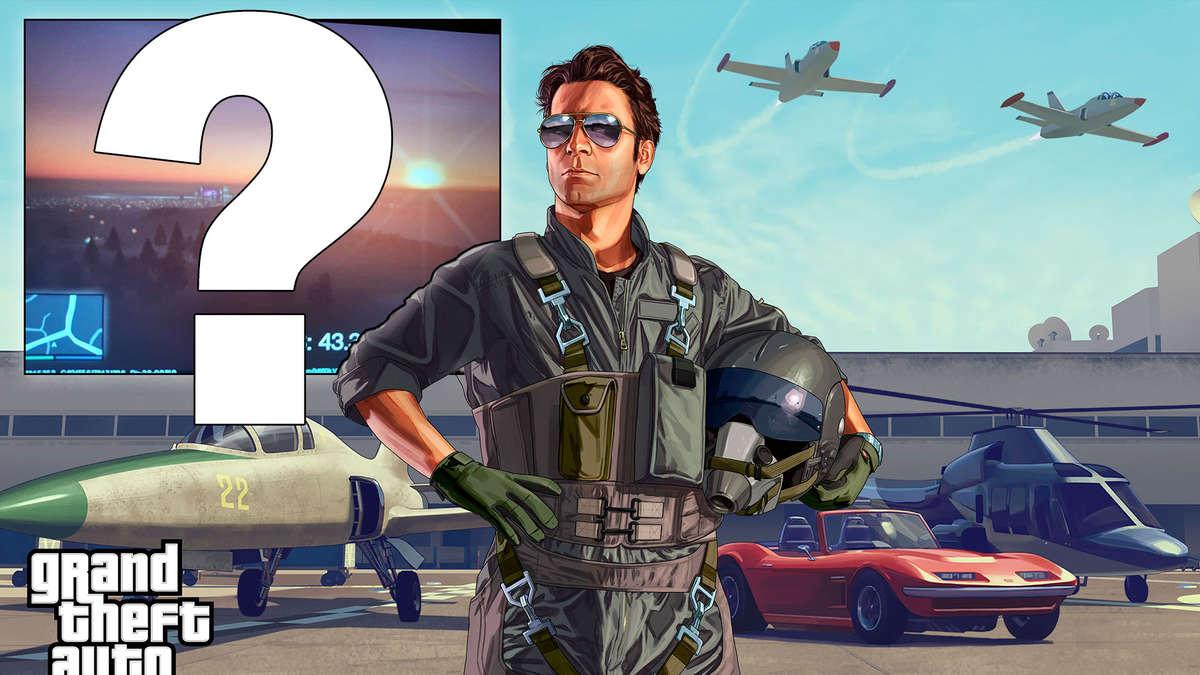 GTA 6: fan de misteriosos rompecabezas ilustrados