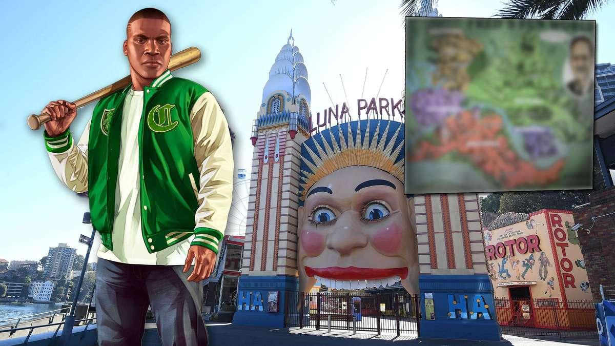 GTA 6: Amusement Park Leak proporciona información sobre el entorno