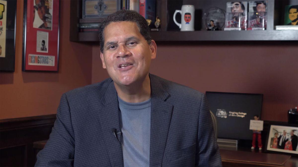 El ex ejecutivo de Nintendo Reggie Fils-Aimé compartirá sus secretos comerciales en este nuevo libro