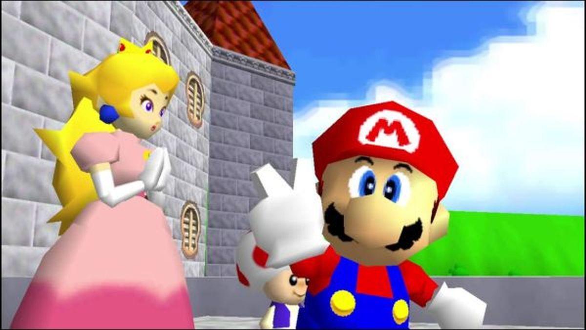 Super Mario 64 Cartridge rompe el récord del juego más caro de la historia