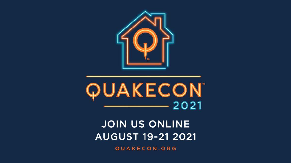 La QuakeCon volverá a ser completamente digital este año