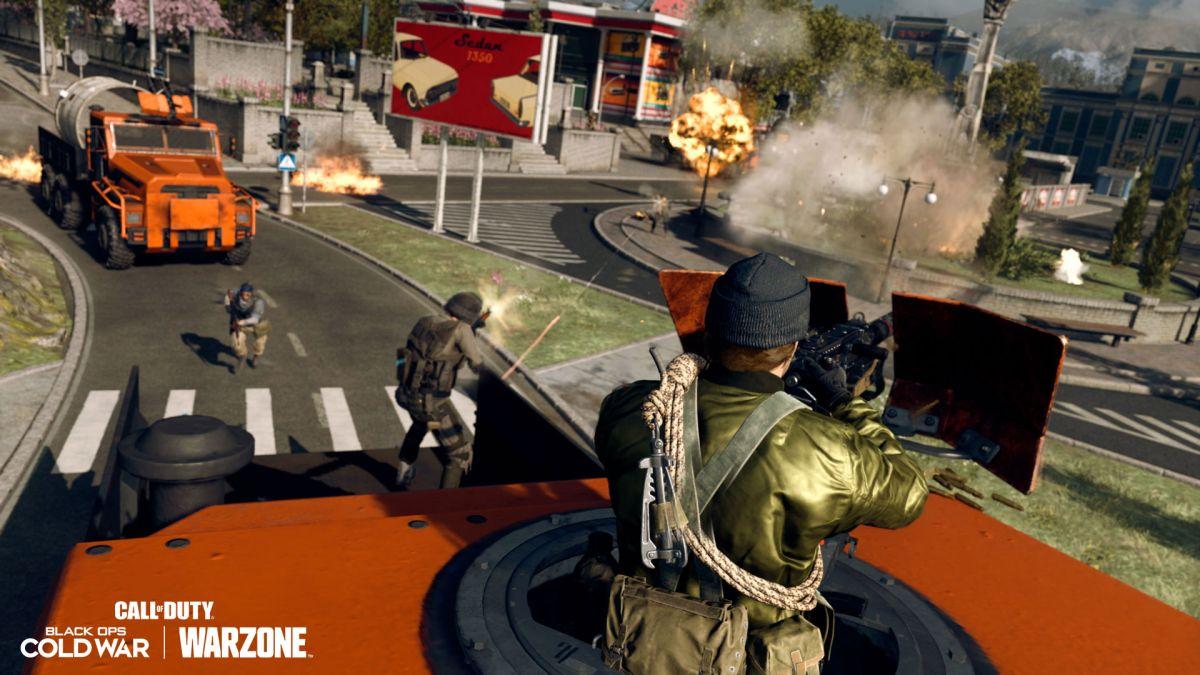 Activision cerró el truco de aprendizaje automático de Call of Duty: Warzone