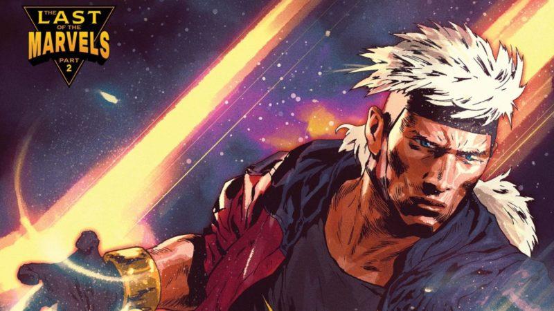 Genis-Vell está de regreso (¿y vivo?) En el arco de The Last of the Marvels