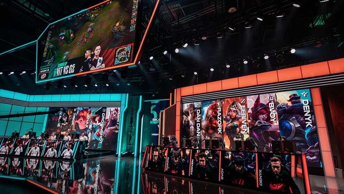 LEC regresa a LEC Studio, LAN juega en la semana 5 de la división de verano – LoL News