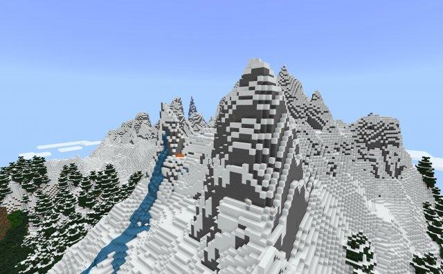 La beta jugable trae montañas más altas y más