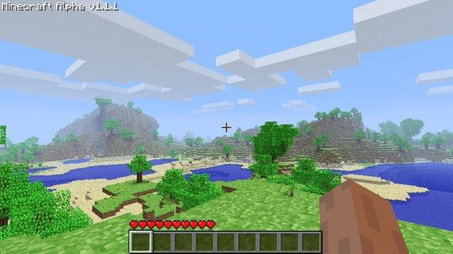 Minecraft: se cree que la versión Alpha está perdida