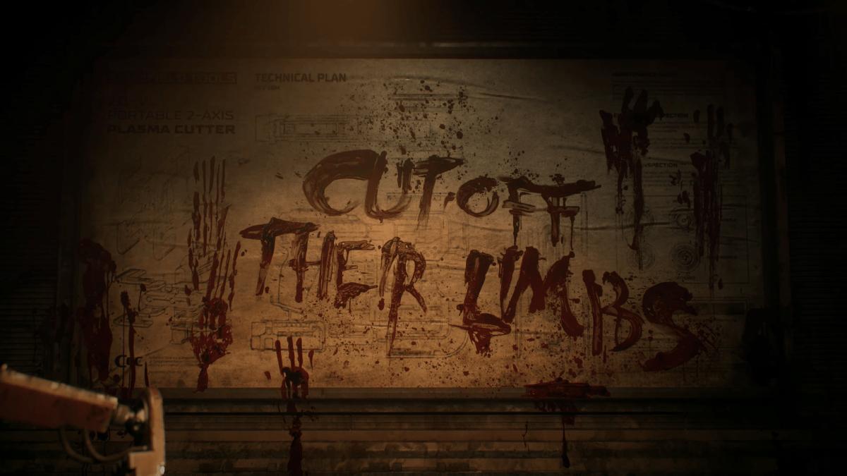 Debido a «limitaciones técnicas», la nueva versión de Dead Space puede contener un diseño de niveles que fue cortado del original.